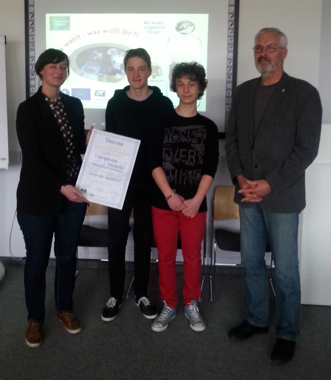 Schulpreis_Neubrandenburg2014