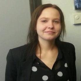 Caroline Falk, Regionalassistentin